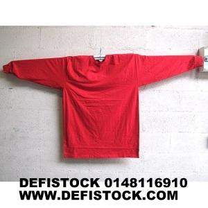 T shirt homme manches longues ref 3264 1.2€ ht