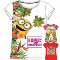 Camisetas Minions de la s l