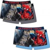 Lote 2 boxeadores Spiderman 2 a 8 años