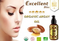 Huile d'argan 100% Pure et Bio