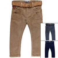 pantalones delgados de 6 a 14 años
