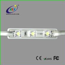 High brightness 3 lamps led module for sign