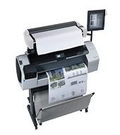 HP Designjet T1200 HD Multifunction Printer