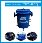Engineering machinery use fuel oil purifier
