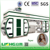 6 Colour High Speed Central Drum Flexo Printing Machine
