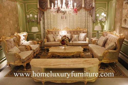 Fije la venta caliente del sofá en los muebles italianos clásicos