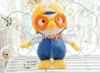 Hot Korea Plush Penguin Doll Pororo Toy