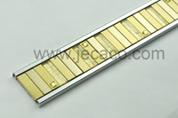 Stainless steel decor trim,tile trim,strip
