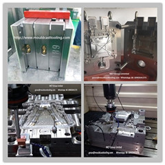 Mould tooling, Plastic part, Die Casting