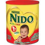 Nestle Nido polvo Leche en polvo, 400 gr, 900gr, 1800gr, 2500 gr Tins