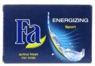 Palette Fa savon energizing sport