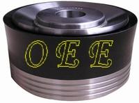 OEE IDECO T1300 supreme pistons