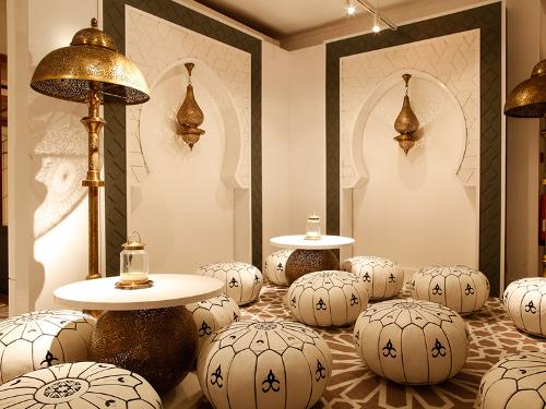 Salones sof s y muebles marroqu es import export - Muebles marroquies en madrid ...