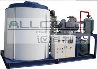 ALLCOLD Tube Ice Machine For Cooling Food Stuffs