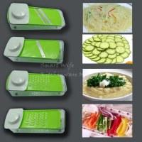 Multi-function vegetable cutter