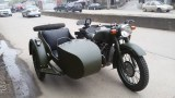 Classic Style Changjiang750 Motorcycle Sidecar