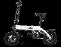 "Bicicleta eléctrica plegable inteligente 14 """