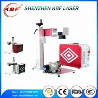 20W Portable Fiber Laser Marking Machine