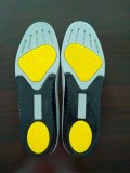 Foot care silicone protector shoe insole diabetic flat feet insoles Wholesale