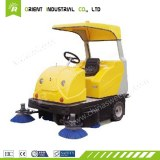Driveway cleaning machine;vacuum cleaner