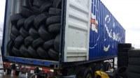 Exportación de neumáticos exportación llantas