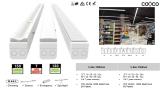 Sistema de luz lineal para supermercado