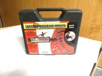 1 Mallette meuleuse droite + Accessoire Mecafer 160153