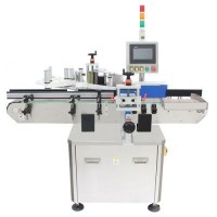 Automatic Round Bottle Labeling Machine LR-400