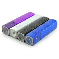 3000mAh Mobile Power Bank with Superbright LED Torch for HTC One