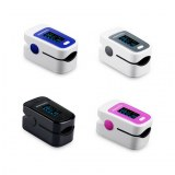 Four Colors Heart Rate Finger Pulse Oximeter SpO2 CE Blood Oxygen Sleeping Monitor DB12