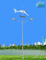 Fábrica china para la turbina de viento