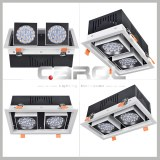 Newly designed & patent LED adjustable grille light dimmable