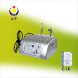 Portable Oxygen Jet remove facial blemish Equipment GL6 For Face Skin Care