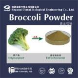 Jus de brocoli en poudre