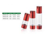 Cosmetic plastic bottles