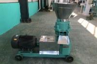 9KLP flat die pellet feed mill machine