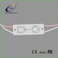 3 years warranty for outdoor shop name sign injection led module