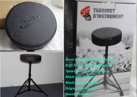 Drum Stool / Seat / Microphone Stand - stocklots