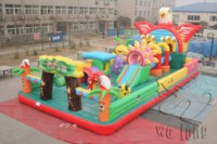 2014 Factory Price Inflatable Bouncer /Hous Design Inflatable Jumping Castle For Kids...