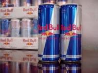 Austria Original Red Bull Energy Drink 250 ml can, fresh production.