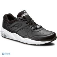 Stock de Puma R698 Core Leather