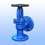 DIN Bellows Seal Stop Valves (Angle Type)