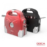DOCA DG600 backup power 79200mah with real 300Wh from battery power