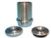 Blindaje nuclear de tungsteno y colimador de aleación de tungsteno