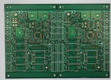 Multi-layer Immersion Gold Security PCB