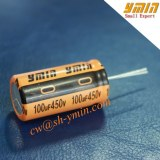 Radial Electrolytic Capacitor Radial-Leaded for Lighting and General Purpose