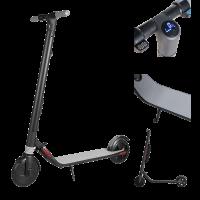 8 PULGADAS ES Scooter eléctrico con batería reemplazable
