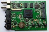PCB assembly for digital product