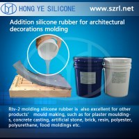 Silicone Rubber For Architectural Decorations mold