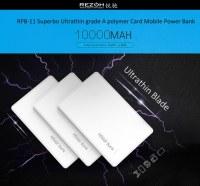 10000mAh Slim Card Power Bank for Samsung Galaxy S6